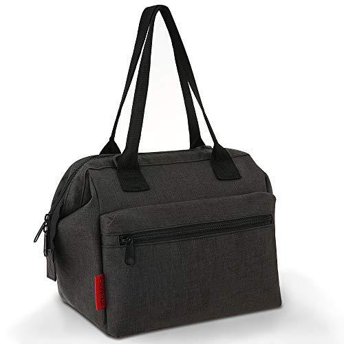 Esonmus Borsa termica per il pranzo impermeabile borsa termica per biberon, borsa frigo...