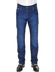 Paul & Shark Pantalón hombre 46 Azul oscuro / Casual Corte Regular