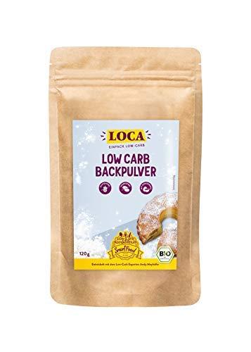 Bio Low Carb Backpulver (120g)
