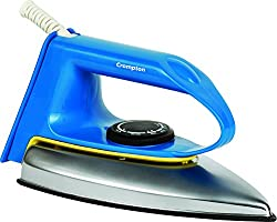 Crompton ED Plus 750-Watt Dry Iron (Blue)