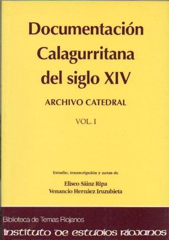 Documentación calagurritana del siglo XIV: archivo catedral: 2