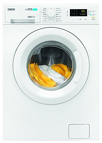 Zanussi ZWD81663NW Freestanding A Rated Washer Dryer - White