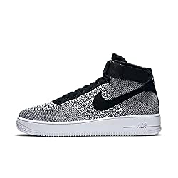 Nike Af1 Ultra Flyknit Mid Mens Style: 817420-005 Size: 13 M Us
