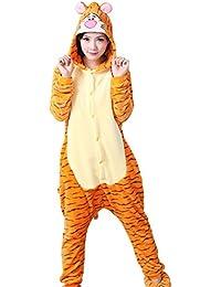 iLoveSIA Ensemble de Pyjama Unisexe adulte animaux Cosplay