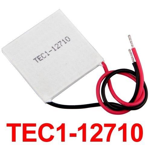 Price comparison product image Cooler - SODIAL(R)MODULE COOLER TEC1-12710 PELTIER 154W