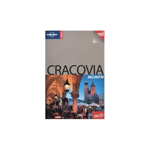 Cracovia. Con Cartina