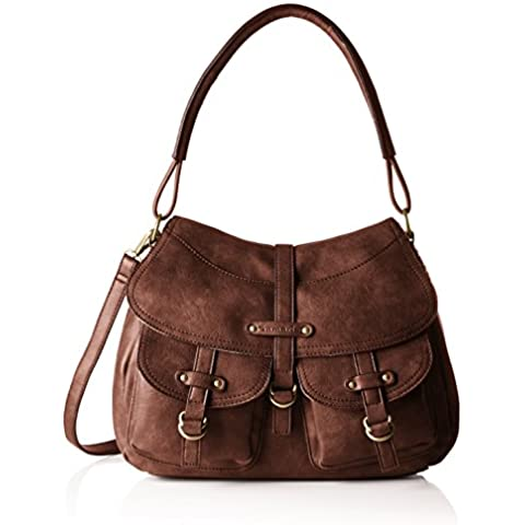 Tamaris - Gwyneth Satchel Bag, Borsa con Maniglia