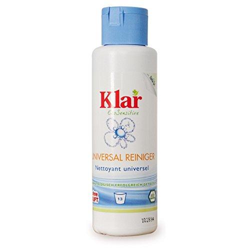 Klar Reiniger (Ökologischer Universal-Reiniger (KLAR) 125 ml)