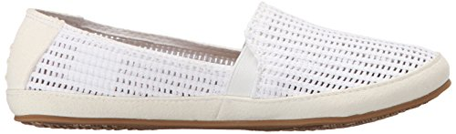 Reef Shaded Summer Tx, Chaussures Femme Blanc Cassé - Blanco (White Mesh)