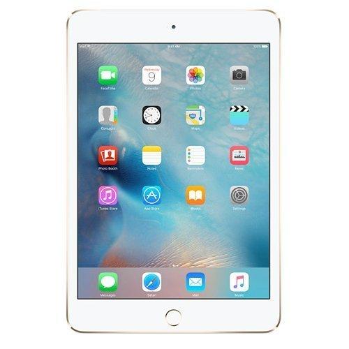 Apple iPad Mini 4 Tablet (7.9 inch, 128GB, Wi-Fi Only), Gold