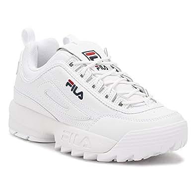 Fila Disruptor II 2 Damen Low Baskets Schuhe Freizeitschuhe Shoes ...