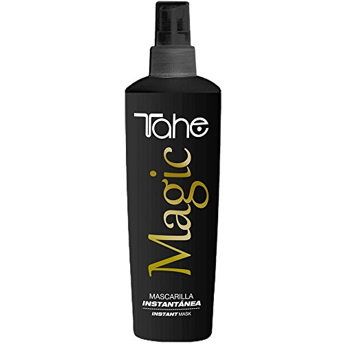 Tahe Magic Mascarilla Instantánea Intensiva en Spray con Extractos Naturales y Exquisitos Aceites de Textura No Grasa, 125 ml