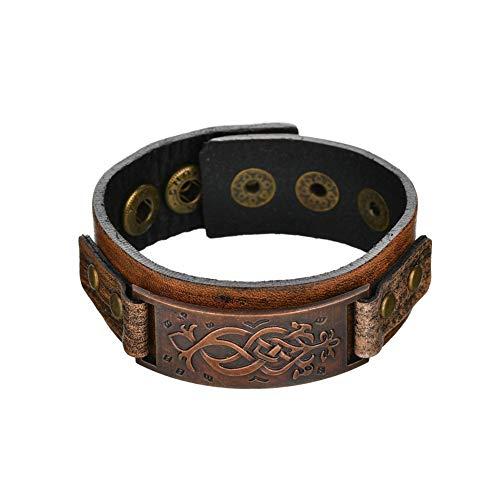 oman Force Armband Vintage Armband Coole Breite Dekoration Charme Geschenke ()