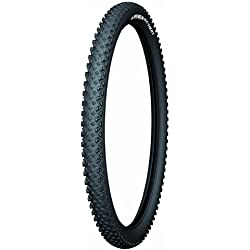 """Michelin Wild Race'R² Performance Pneu VTT Mixte Adulte, Noir, 27,5 x 2,25"""""""