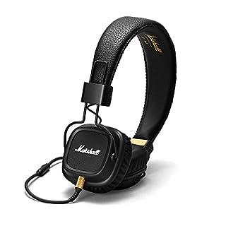 Marshall - Major II Headphones - Black (B00T6NKGMY) | Amazon price tracker / tracking, Amazon price history charts, Amazon price watches, Amazon price drop alerts