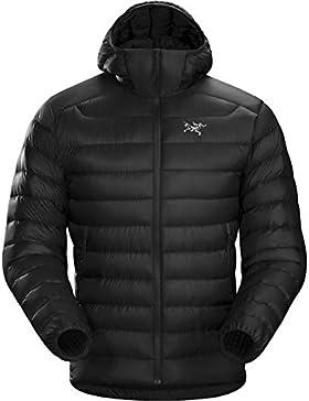 Arc 'teryx hombres de cerio LT–Chaqueta con capucha para hombre, negro, XS