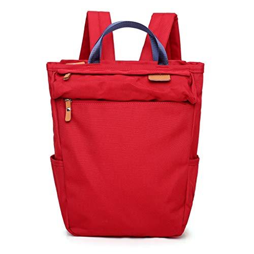 Bogji - Rucksack Mama Aufbewahrungstasche Mode Handtasche Tote Multifunktionale Umhängetasche mit großer Kapazität für Frauen Männer (Touch Sommer-monitor Baby)