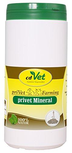 cdVet Naturprodukte priVet Mineral 1 kg