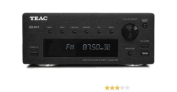 Teac T-H300mkIII-B AM/FM Stereo Tuner black