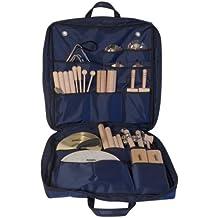 Goldon–Klangbausteine 30300Rhythmische Bag Set (19Stück)