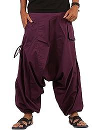 THS Haremshosen mit aufgesetzten Taschen