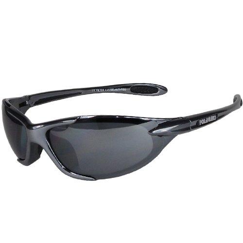 POLARLENS SERIES Y3-01 Sonnenbrille / Sport-Brille / Radbrille mit einer Microfaser-Tasche !