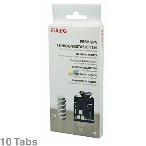 ORIGINAL Reiniger Tabs Kaffeeautomat 10x CaFamosa-Kaffeemaschinen Electrolux AEG 950078803...
