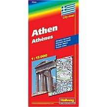 Athènes : 1/15 000