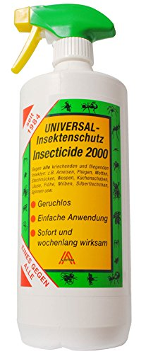 2000 Spa (Insecticide 2000, Universal Insektenschutz, 1000 ml)