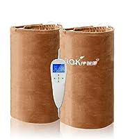 ELOK Far Infrared Heizung Knieschützer heiße Kompresse Physiotherapie Instrument Knie Health Care - eingestellt... preisvergleich bei billige-tabletten.eu