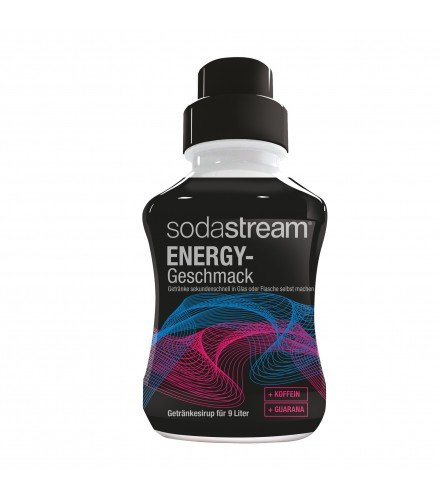 2 x SodaStream Energy-Drink Sirup