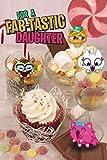 Moshi Monsters Tochter Geburtstag Holographisches 3D Grußkarte–Für eine fab-tastic Tochter