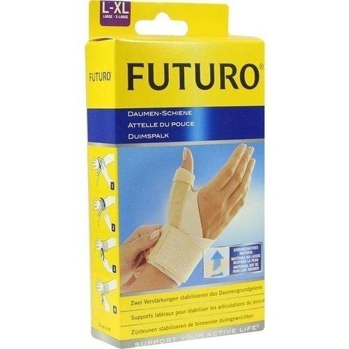 Futuro Schiene (FUTURO Daumen-Schiene L/XL 1 St Bandage)