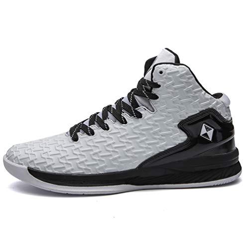 Männer Basketball Schuhe Outdoor-KnöchelStiefel Athletic Schuhe Männer Sport Sneakers (15-basketball-schuhe-männer Größe)