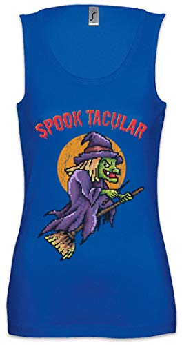 Spooktacular Damen Frauen Tank Top Shirt Größen S - XL -
