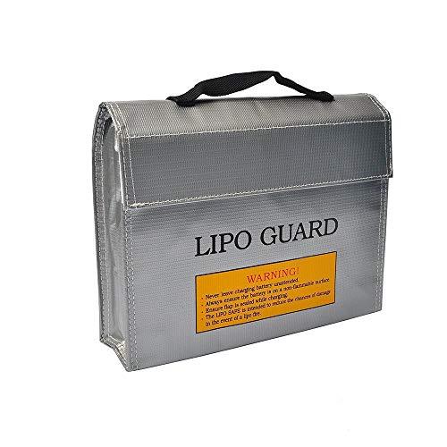 Bolsa seguridad batería cargar almacenar, RC Lipo