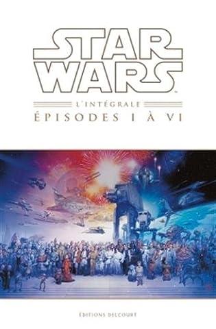 Star Wars - Intégrale - Épisodes I à VI (NED)