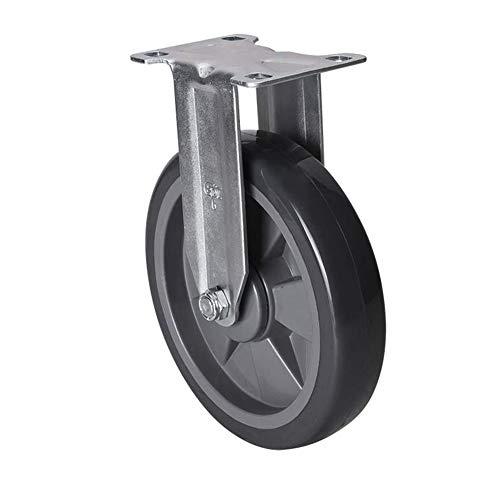 Orientation casters 4 * Lenkrollen-Universalrollwagen Hochleistungsrollen Lenkrollen für Möbeltisch Bockrollen & Ausrüstungsräder Mini-Rad zur Plattenbefestigung 15 Nachlaufstile / (4er Pack)