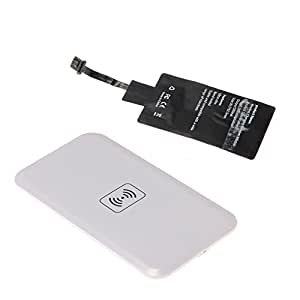Qi Standard Chargeur Sans Fil + Récepteur Universel Pour Téléphone Mobile
