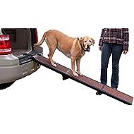 Pet Gear Travel Lite Tri-Fold Dog Ramp, 71 x 16 x 4 Inches