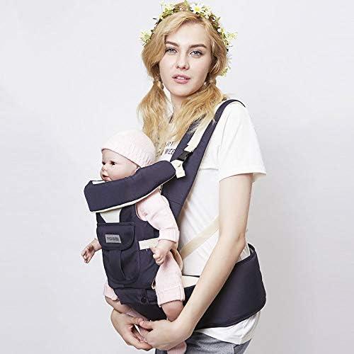 GAOYY Porta Bebè Ergonomico Baby Baby Baby Hipseat Carrier Anteriore Rivestimento Ergonomico Canguro Baby Wrap Sling per Baby Travel,viola B07JVQWHLQ Parent | Più economico del prezzo  | Prestazione eccellente  | Promozioni speciali alla fine dell'anno  | ea70a2