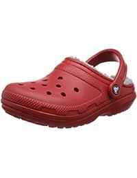 Crocs Clsclinedclog, Zoccoli Unisex-Adulto
