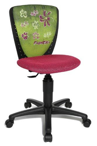 Topstar 70570jd4 s'cool niki sedia girevole per ragazzi, colorata