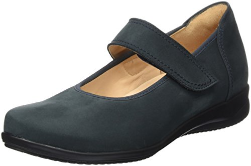 Ganter Sensitiv Inge-I, Zapatos Derby Mujer, Marrón (Espresso/Multi), 42,5 EU (8.5 UK)