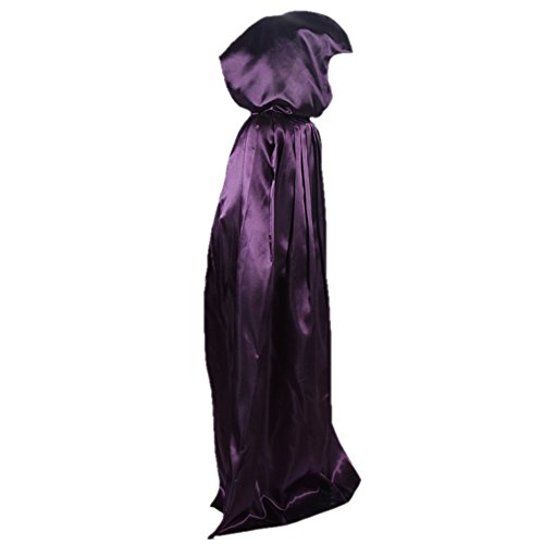 Halloween Kinderkleidung/Satin-Assistent Umhang/Cape Schloss (Maske Assistenten)