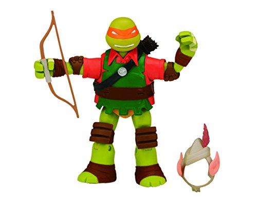 Turtles Michelangelo Elf Live Action Role Play Figure ()