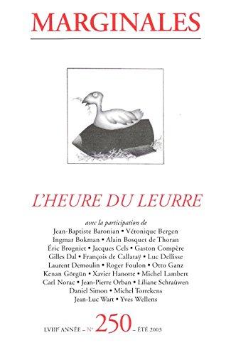 L'heure du leurre: Marginales - 250 (French Edition)