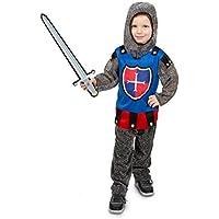 Costume per bambino Cavaliere - M (5-8
