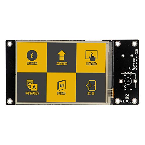 Lerdge TFT35 Smart Controller Display 3 5 Inch Touchscreen Monitor LCD  Display Support WIFI USB For RepRap Marlin Repetier Smoothieware Arduino 3D
