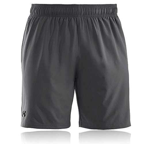 Under Armour Herren Mirage Shorts, Graphite, Gr. XL